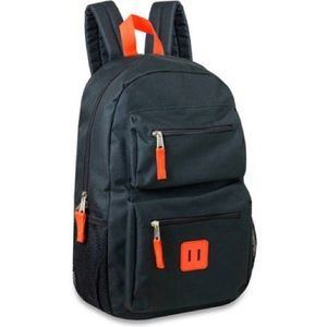 """Other - 18"""" double pocket backpack"""